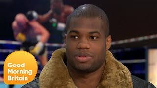 Daniel Dubois Tipped to Be Boxing World Champion by Tyson Fury | Good Morning Britain