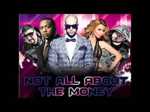 Timati & Grooya ft. La La Land & Timbaland - Not All About The Money (Lyrics) HD/HQ NEW 2012