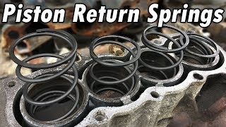 Download How to Replace Piston Return Springs (and Head Gasket) Mp3 and Videos