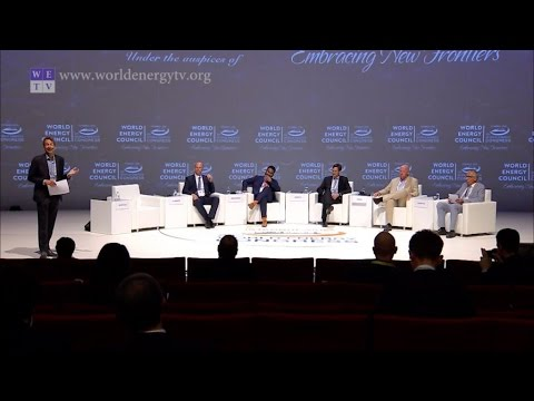 World Energy Congress | Technology Innovation Frontiers