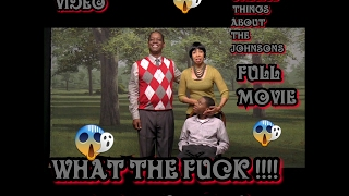 reaction video the strange things about the johnsons full movie