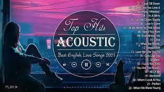 Những Bản Nhạc Tiếng Anh Acoustic Nhẹ Nhàng Tâm Trạng Gây Nghiện 2021