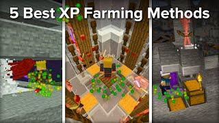 The Best Ways t๐ Farm XP in Minecraft