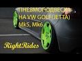 Пневмоподвеска Vw Golf Jetta Mk5 Mk6 mp3