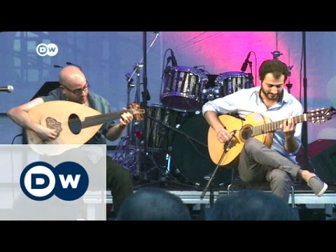 Musician finds groove in Dresden | DW News