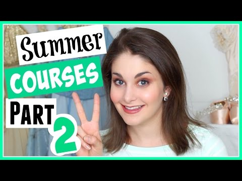 Ballet Summer Course Survival Guide Part 2 | Kathryn Morgan