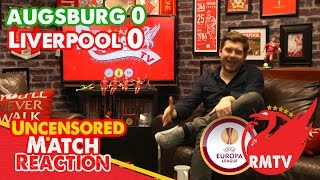 Video Gol Pertandingan FC Augsburg vs Liverpool
