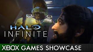 FULL Halo Infinite Gameplay Presentation | Xbox Games Showcase 2020
