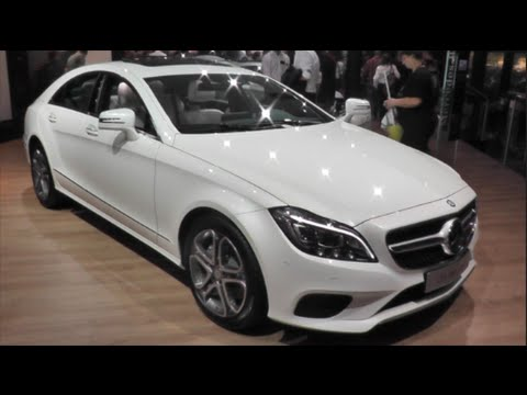 Mercedes Benz Cls 400 Coupé 2016 In Detail Review Walkaround Interior Exterior