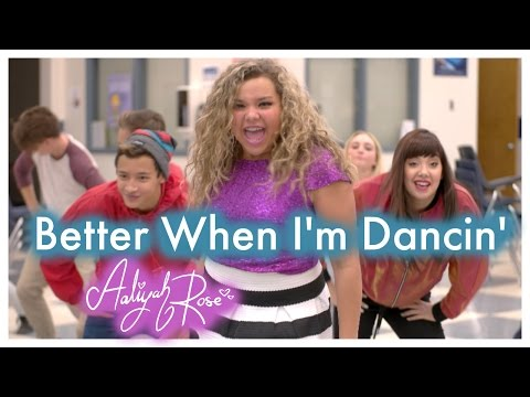 Meghan Trainor - Better When I'm Dancin' (Cover) by AaliyahRose