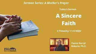 Nineteenth Street Baptist Worship Service June 6, 2021