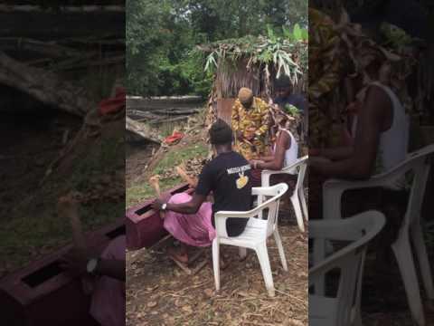Cinnamon Traveler - Jengu Sacred Music, Missélélé, Littoral Cameroon
