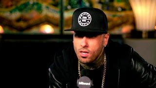 Nicky Jam amenaza golpear a Justin Bieber y J Balvin le responde ! thumbnail