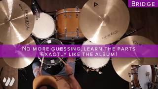 King Of My Heart - Bethel - Drum Tutorial