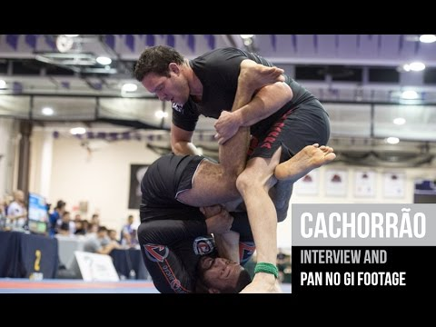 Former UFC fighter Ricardo Almeida fights Pan No Gi and talks about competing in BJJ