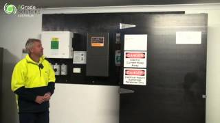 5.5 Kw Solar Power System With Battery Storage Reduced Bill From $900 to $52