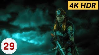 The Grave Hoard & To Curse The Darkness. Ep.29 - Horizon Zero Dawn [4K HDR]