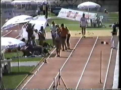 Deutsche Leichtathletik Meisterschaften Erfurt 1999