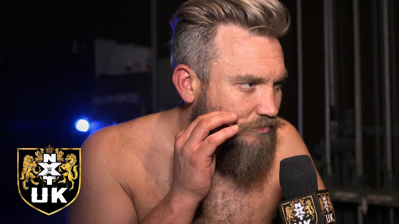 Trent Seven enjoys the chance to come off the mountain: NXT UK Exclusive: Feb. 20, 2019