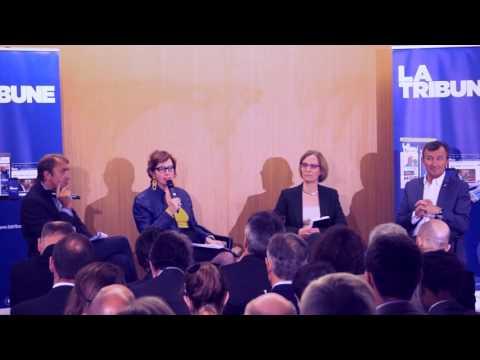 [La Tribune LAB] Débat : Usine du futur, industrie 4.0