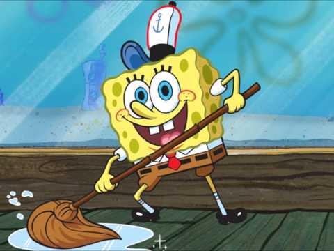 Spongebob - The Rake Hornpipe Trap Remix