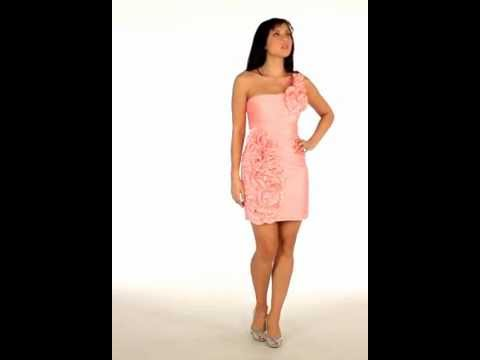 one-shoulder-cocktail-dress-|-short-prom-attire