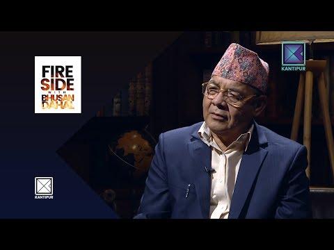 Bam Dev Gautam ( Former Home Minister and Senior Leader of CPN - UML) - Fireside | 16 April 2018