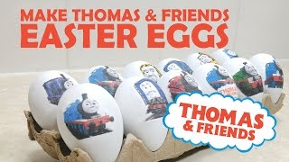 How To Create Thomas & Friends Easter Eggs To Bring Joy to Kids!