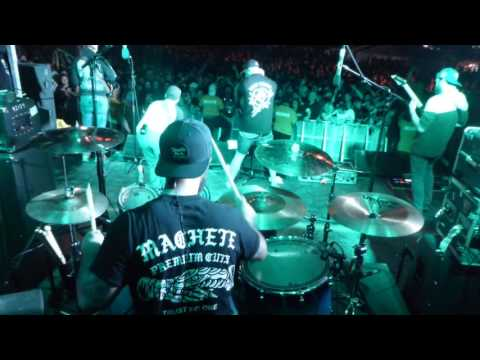 Protest The Hero - Clarity/Nautical/Tidal (Live @ Montebello Rockfest)