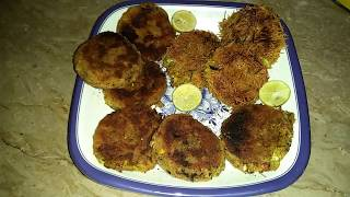 Vegetable kabab/vegetarian cutlets Recipe by Maria