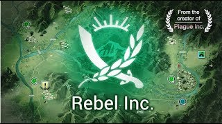 Rebel Inc - First Gameplay