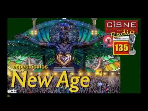 135 CISNE Radio New Age espectáculos Cabaret maldito Kinetic Gaia Witch Fezt