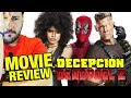 Deadpool 2 - DECEPCIÓN TOTAL - CRÍTICA - REVIEW - OPINIÓN - David Leitch - Reynolds - FINAL SPOILERS