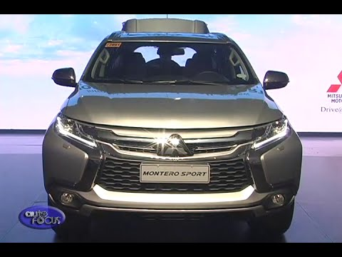 The All New 2016 Mitsubishi Montero Sport Launch Special Feature