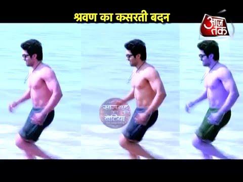 Meet the shirtless Hunk 'Kunal' of 'Saathiya'