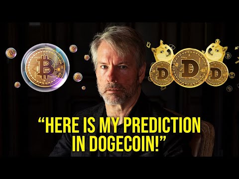 """Michael Saylor """"This is My Opinion on DOGECOIN"""" 