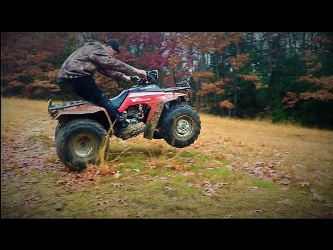 Cheap Four Wheelers For Sale >> The Best $100 4-Wheeler!!! - YouTube