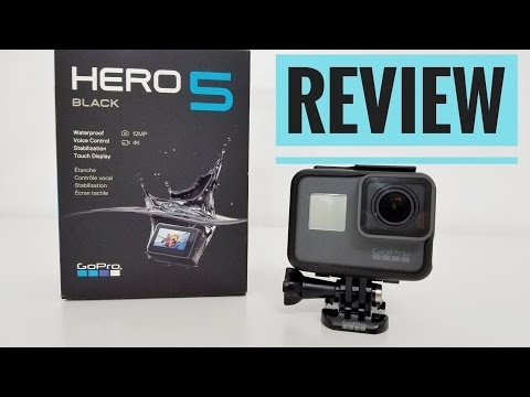Gopro Hero 5 Black REVIEW & Sample Videos and Pictures