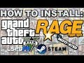 How To Duplicate Steam Game - Backup GTA5 - How To Install LSPDFR & RagePluginHook, FULL Tutorial