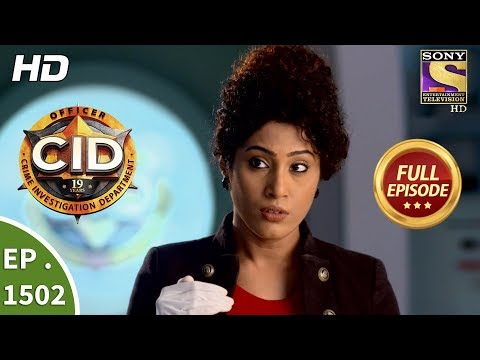 CID - Ep 1502 - Full Episode - 4th March, 2018 thumbnail