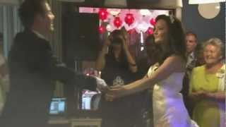 Zarema & Diana свадебный танец  Любовь похожая на сон