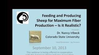 Feeding Sheep for Fiber Production (5)