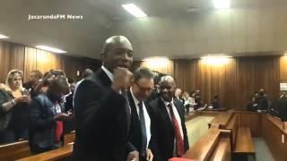 Spy Tapes: Mmusi Maimane celebrates