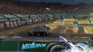 Megalodon Backflip MJWF