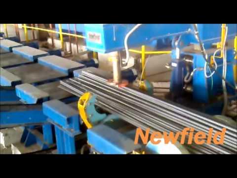 TMT QST Rebar Bar Handling System and Bar Bundling System
