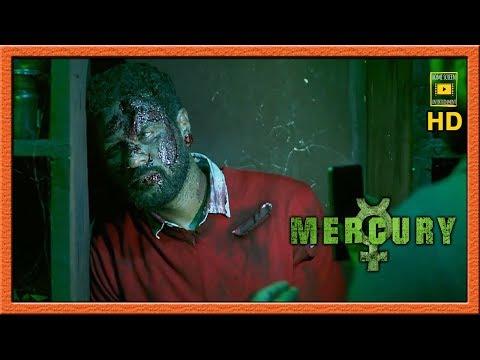 Prabhu Deva Returns As Ghost | Mercury Movie Scenes | Five Friends Find Themselves Trapped
