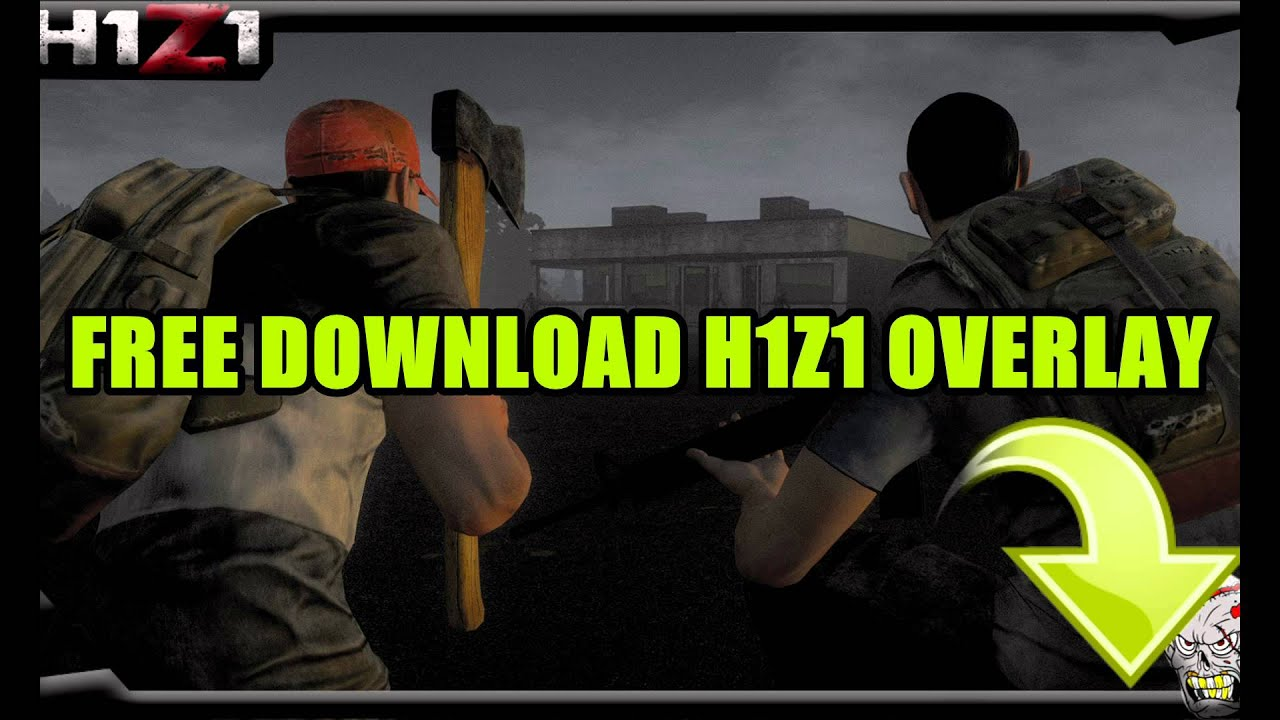 FREE Twitch Overlay H1Z1 (2) : [ PNG ] free download - YouTube