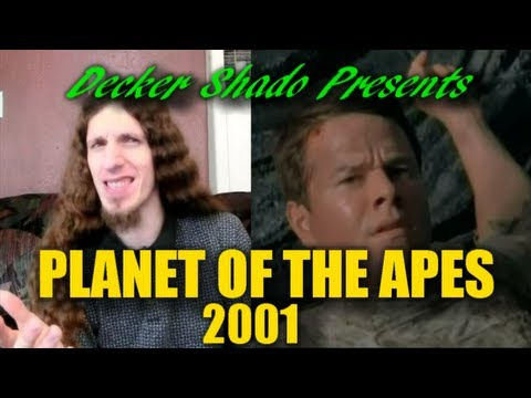 Planet of the Apes (2001) Review by Decker Shado