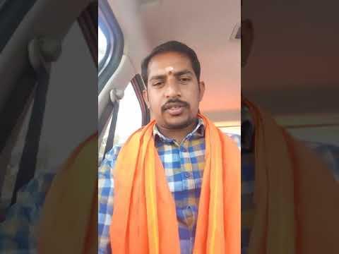 "Karimnagar Bandi sanjay anna song by "" kasthuri sreedhar hindu """