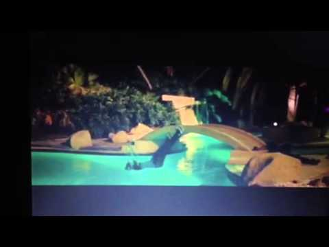 Spring Breakers Shoot Out Scene Youtube